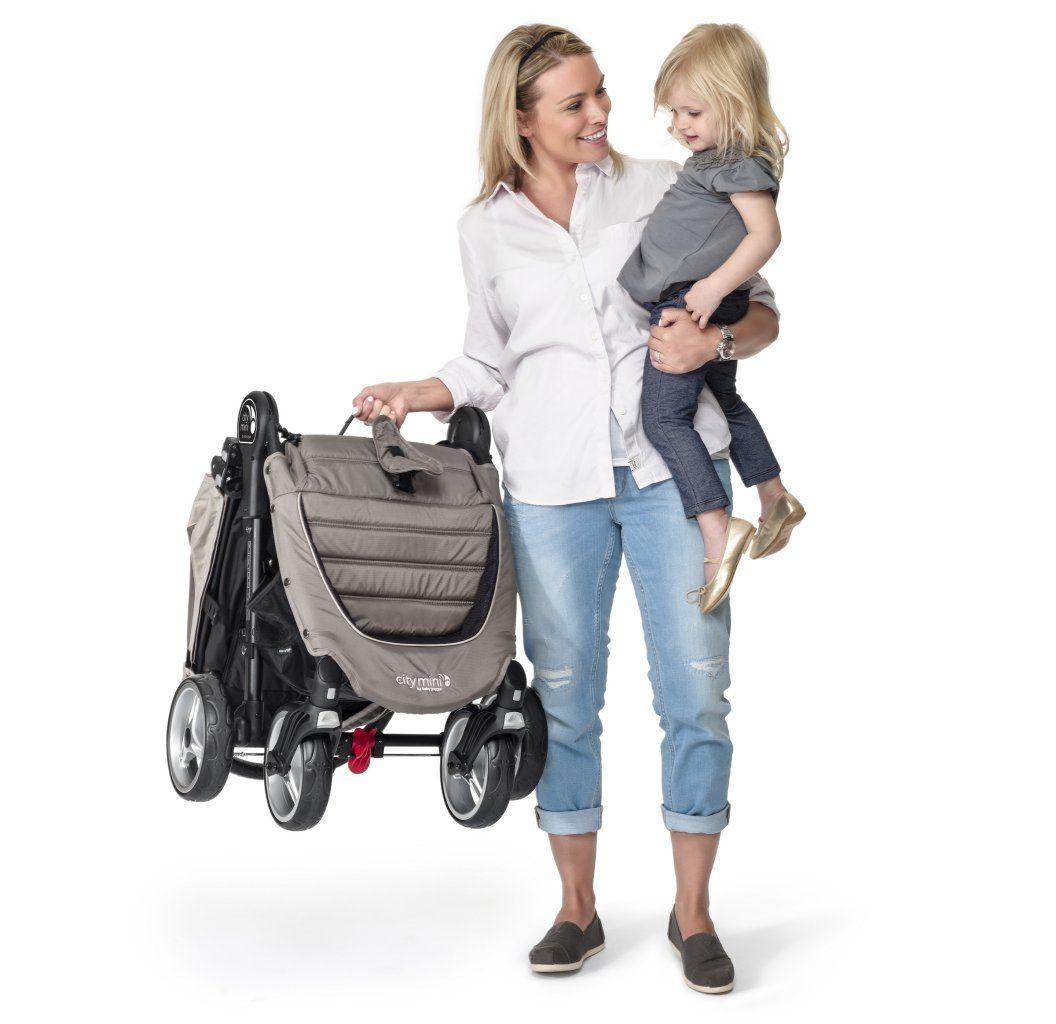 city mini 4 roues maman bebe pliage baby jogger bambinou