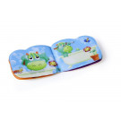 Livre bebe waterproof Moogy Bath Stories Miniland BamBinou