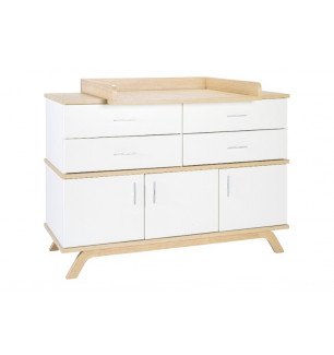 Commode a langer Vicky Oak Schardt