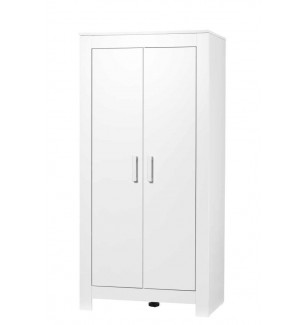 armoire 2 portes Marlene blanche Geuther BamBinou