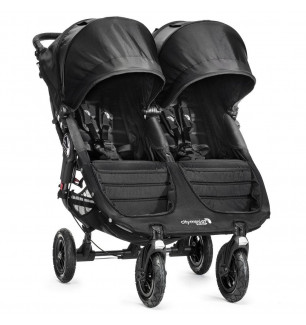 Poussette City Mini double GT Baby Jogger BamBinou