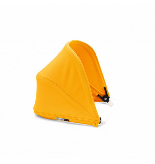 Capote extensible poussette Bee 5 Jaune solaire Bugaboo Bambinou