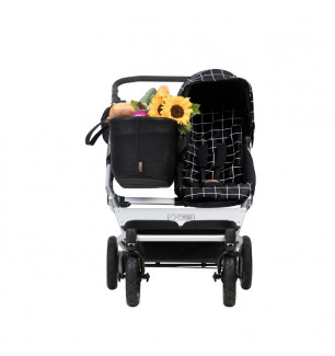 Poussette Duet V3 individuelle Mountain BUggy