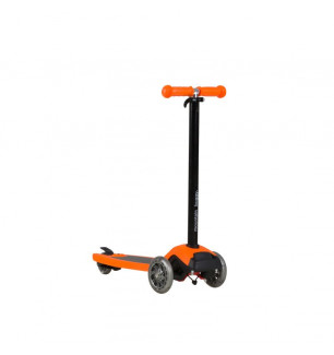 FREERIDER-V1-44 freerider 2016 planche a roulette poussette trottinette orange mountain buggy bambinou