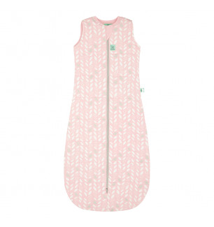 Gigoteuse hiver jersey Spring leaves TOG 2,5 90 cm ergopouch-Bambinou
