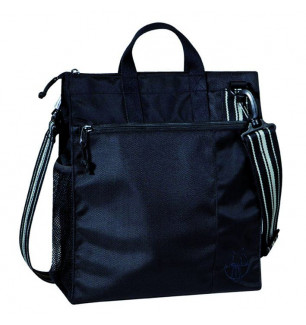 sac a langer casual buggy bag black Lassig Bambinou