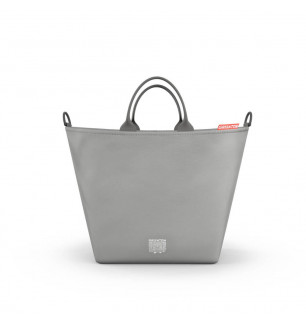Shopping bag poussette Greentom gris BamBinou