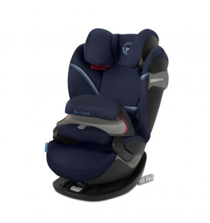 Siège-auto Pallas S-Fix Groupe 1/2/3 navy blue Cybex