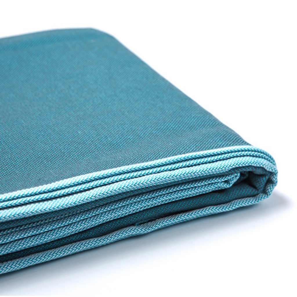812c705692d Echarpe de portage en sergé unie 4m10 Bleu Denim NEOBULLE  Amazon.fr  Bébés    Puériculture