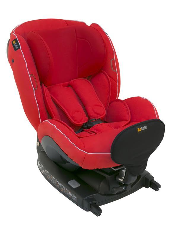 Siege auto iZi Kid i-Size X2 Premium Isofix groupe 0+ et 1 Sunset Besafe BamBinou