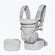 Porte-bébé Omni 360 Ergobaby gris perle