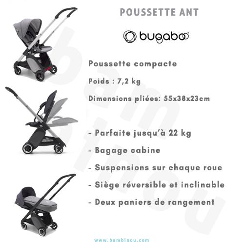 Poussette Ant Bugaboo