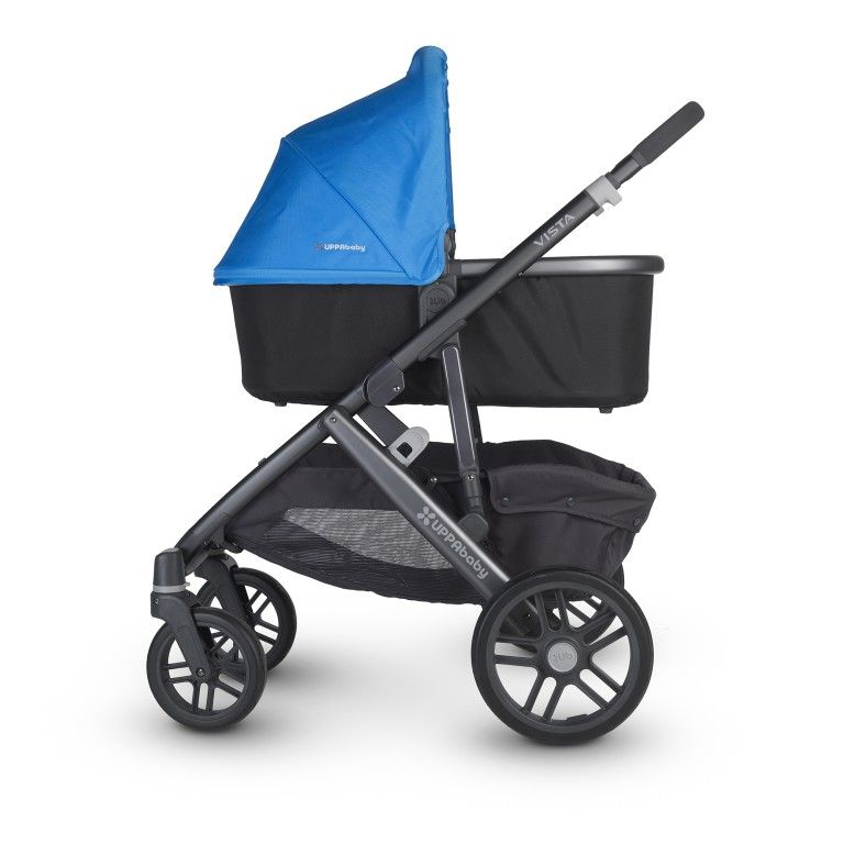 poussette vista 2015 version simple avec nacelle uppababy