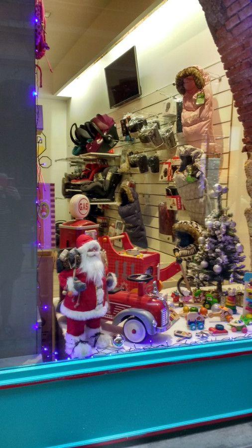 zoom vitrine boutique bambinou.com toulouse